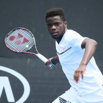 Tiafoe tennis